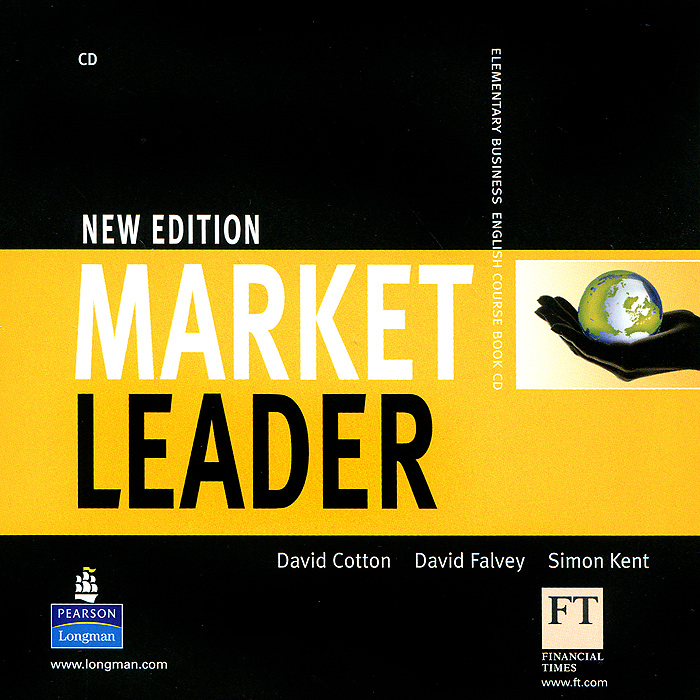 Market Leader: Elementary Business English: Course Book (аудиокурс на CD) запонки mitya veselkov ножи