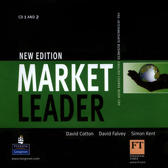 Market Leader New Edition: Pre-Intermediate: Business English Course Book (аудиокурс на 2 CD) touchstone teacher s edition 4 with audio cd