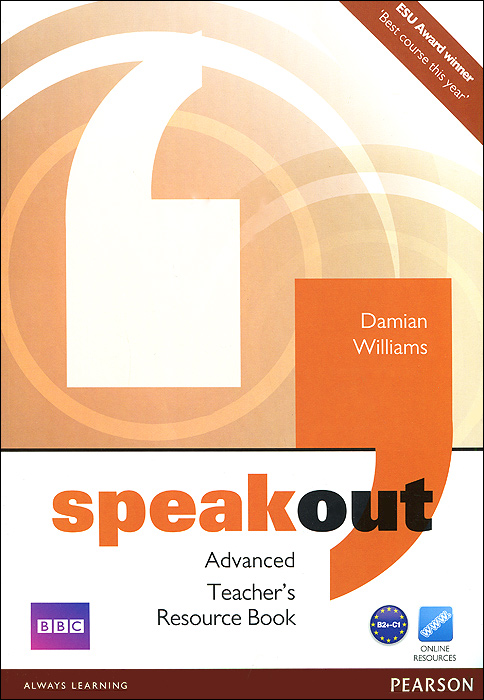Speakout: Advanced Teacher's Book thorn s real lives real listening advanced student's book b2 c1 mp3