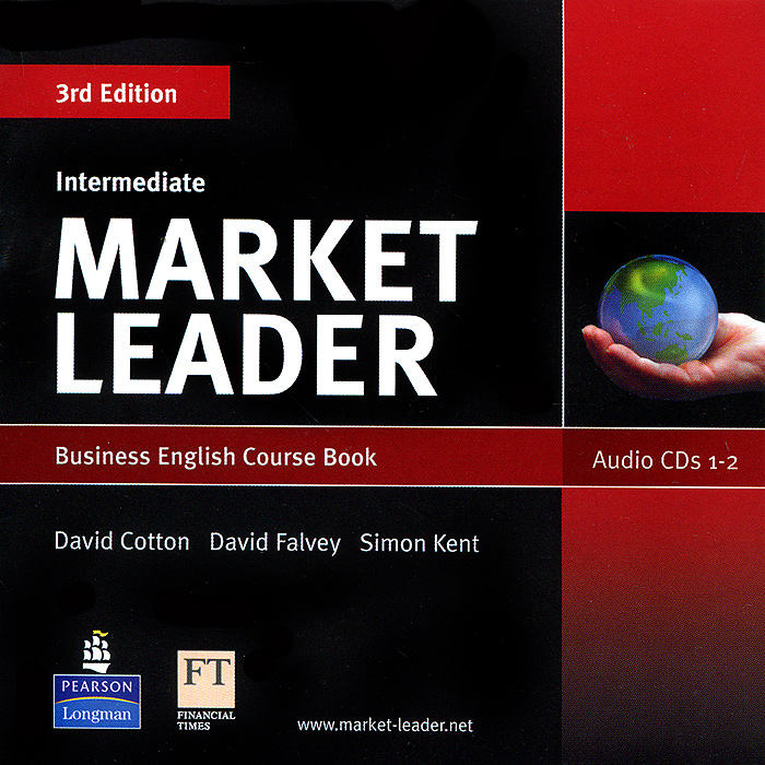 Market Leader: Intermediate: Business English Course Book (аудиокурс на 2 CD)