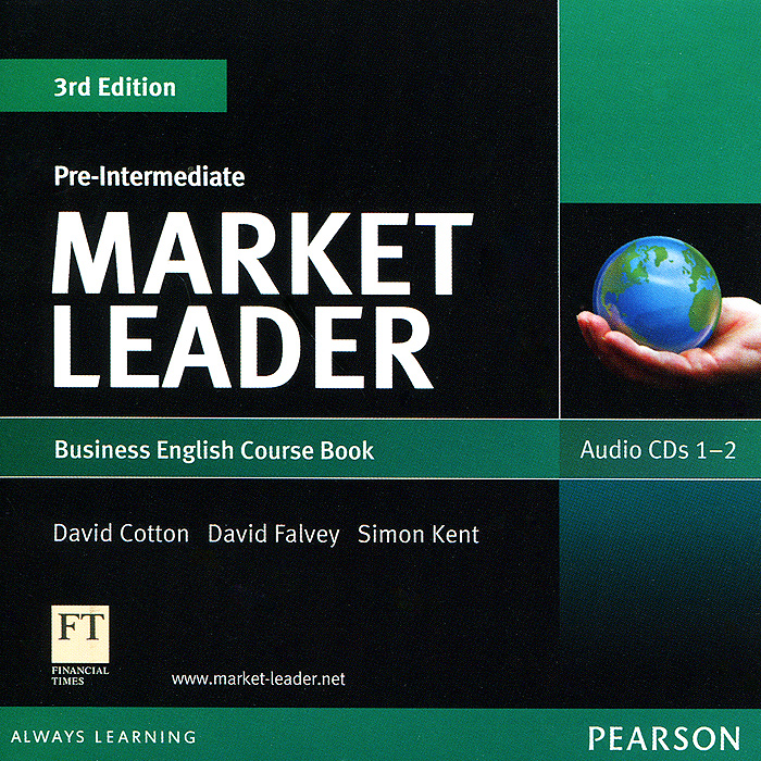 Market Leader: Pre-intermediate: Business English Course book (аудиокурс на 2 CD) mackie g link intermediate wook book
