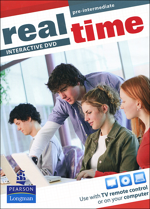 цена Real Time: Pre-Intermediate: Interactive DVD