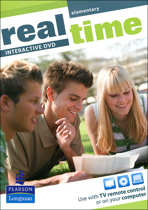 Real Life: Elementary: Interactive DVD global elementary coursebook with eworkbook pack