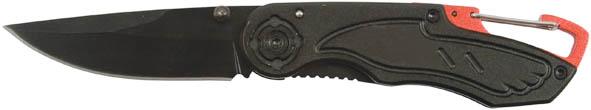 Нож складной FIT Сталкер, 178 мм10568Нож FIT Сталкер - удобный режущий и колющий инструмент широкого применения. Незаменим в полевых условиях. Небольшой размер позволяет положить нож в карман. Клипса и карабин для ношения на ремне. Характеристики: Материал: металл. Длина лезвия: 68 мм. Ширина лезвия: 22 мм. Размер ножа (в закрытом состоянии): 11 см х 3 см х 1 см. Размер в упаковке: 19 см х 11 см х 1,5 см.