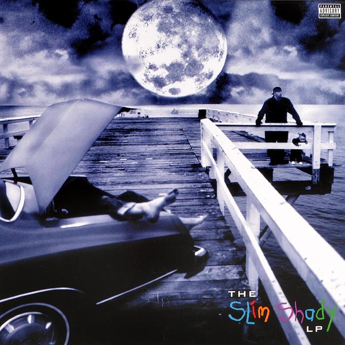 Эминем Eminem. The Slim Shady LP (2 LP) eminem eminem relapse 2 lp