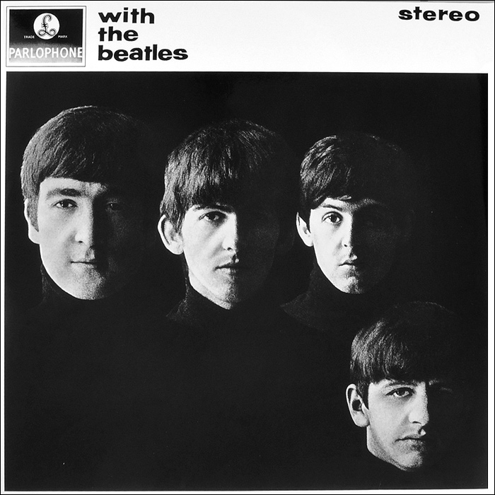 цена на The Beatles The Beatles. With The Beatles (LP)