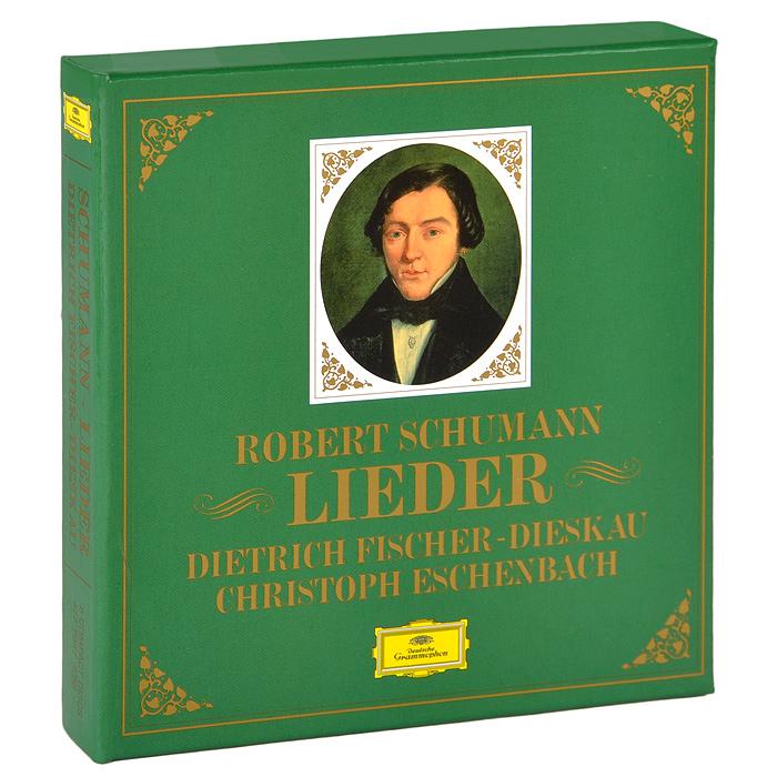 Дитрих Фишер-Дискау,Кристоф Эшенбах Dietrich Fischer-Dieskau. Schumann. Lieder (6 CD) dietrich ot 6