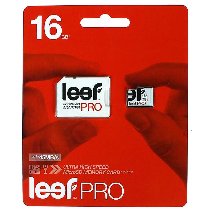 Leef PRO microSDHC 16GB карта памятиLFMSDPRO-01610RLeef PRO microSDHC - профессиональная карта памяти. Позволяет надежно хранить фотографии, музыку, фильмы и любую другую информацию. Она выпускается в вариантах различной емкостью и идеально подходит для планшетных ПК и смартфонов. Вся продукция Leef водонепроницаемая, ударопрочная, имеет пылезащищенный корпус и устойчива к работе в экстремальных температурных условиях.