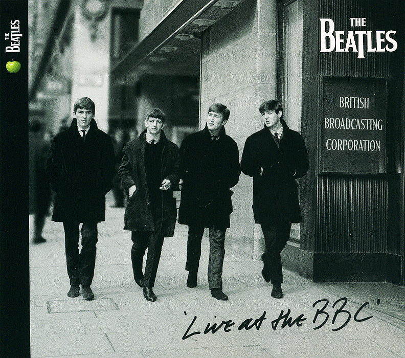 The Beatles The Beatles. Live At The BBC (2 CD) the beatles the beatles white album ecd cd