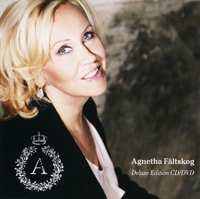 Агнета Фальтског Agnetha Faltskog. A. Deluxe Edition (CD + DVD) abba deluxe cd