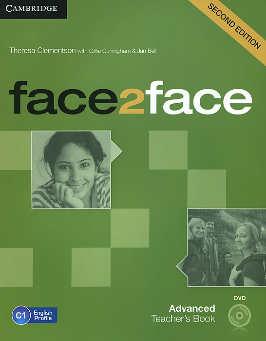 Face2Face: Advanced Teacher's Book (+ DVD-ROM)