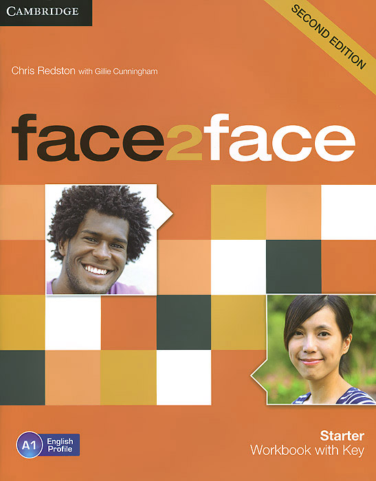 Face2Face: Starter: Workbook with Key redston chris cunningham gillie face2face 2ed starter sb dv online wb pk