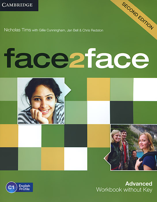 Face2Face: Advanced: Workbook without Key face2face pre intermediate workbook