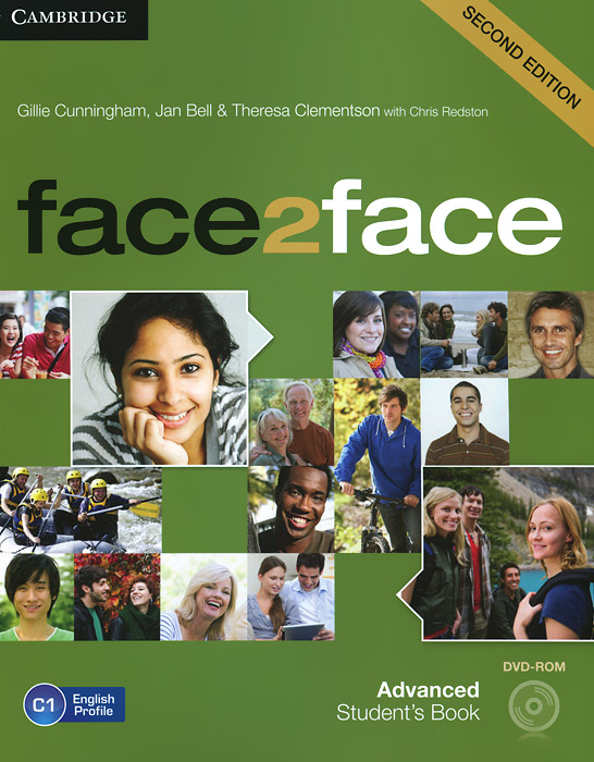 Face2Face: Advanced: Student's Book (+ DVD-ROM) face2face advanced student s book dvd rom