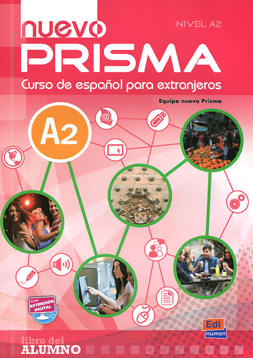 Nuevo Prisma: Libro Del Alumno: A2 el objetivo del crimen