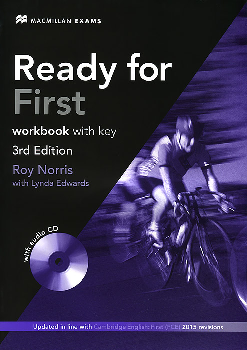 Ready for First: Workbook with Key (+ CD-ROM) objective first 4 edition workbook with answers cd rom