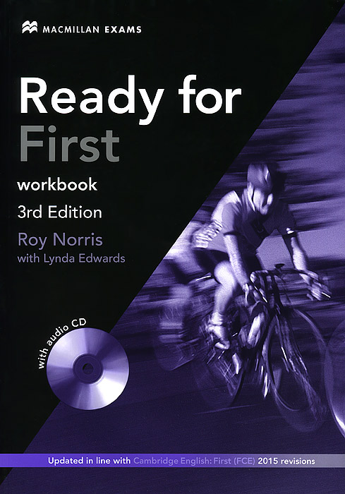 Ready for First: Workbook (+ CD-ROM) objective first 4 edition workbook with answers cd rom