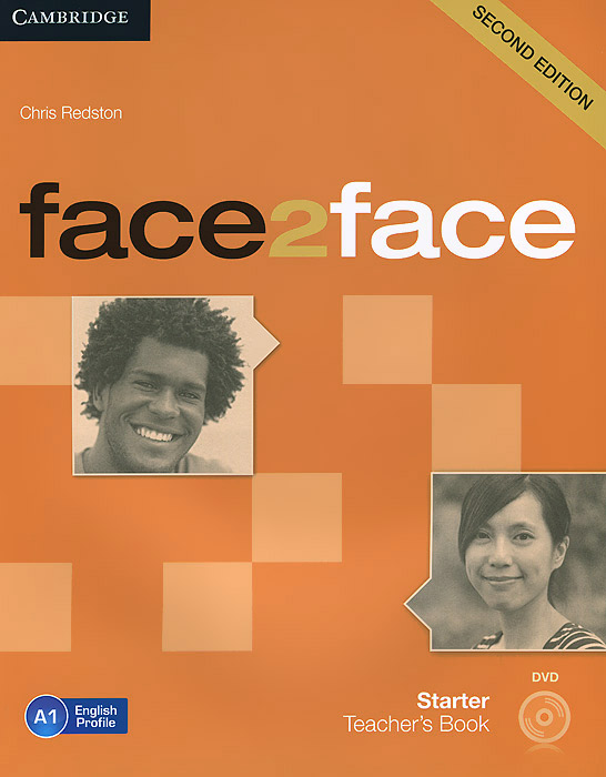 Face2Face: Starter: Teacher's Book (+ DVD-ROM) world class teachers book level 1