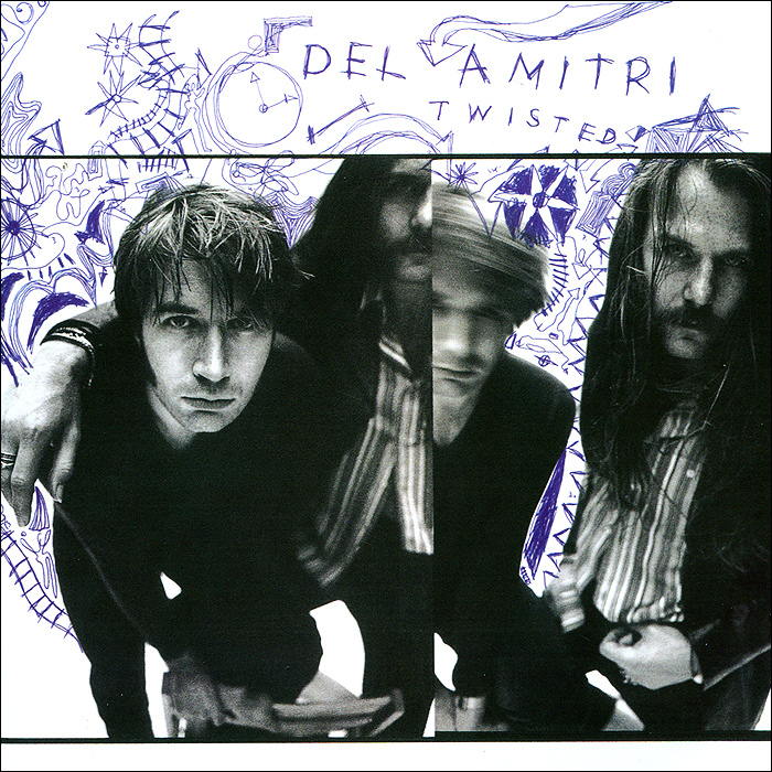 Del Amitri Del Amitri. Twisted. Deluxe Edition (2 CD) scooter scooter the ultimate aural orgasm limited deluxe edition 2 cd