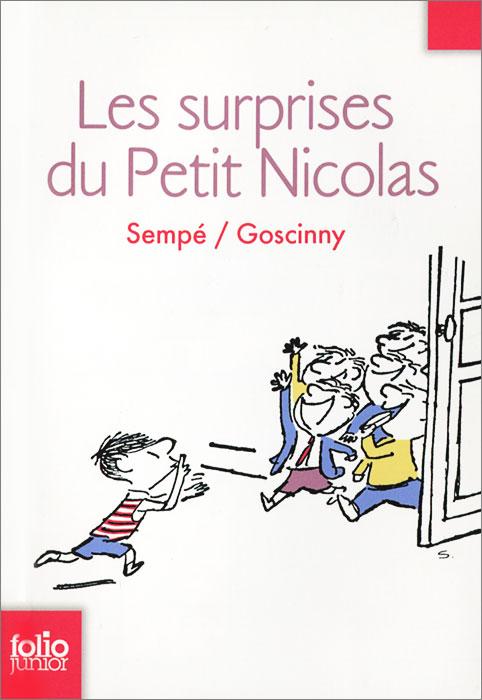 Les surprises du Petit Nicolas le petit nicolas
