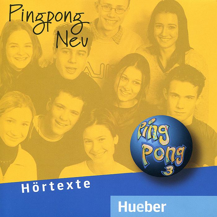 Pingpong Neu 3 (аудиокнига на 2 CD) ботинки der spur der spur de034amwiz42