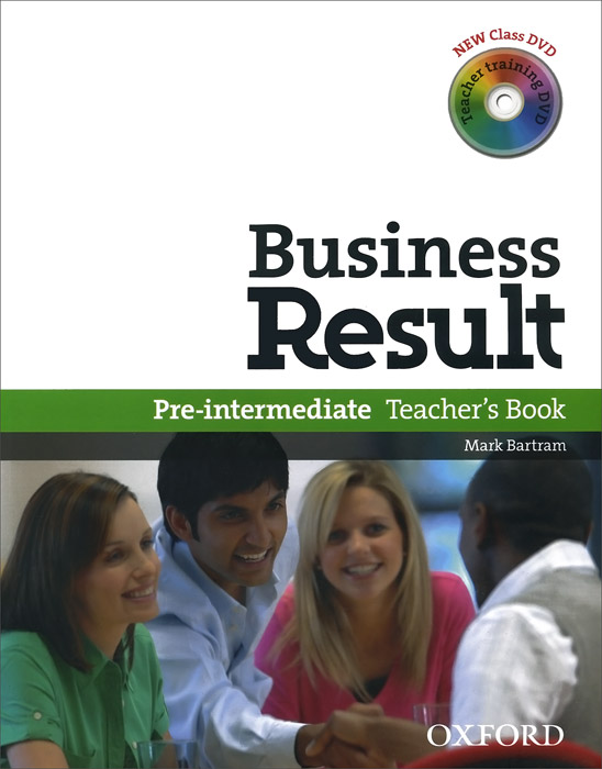Business Result: Pre-intermediate: Teacher's Book (+ 2 DVD-ROM) hot spot level 3 teacher s book cd rom