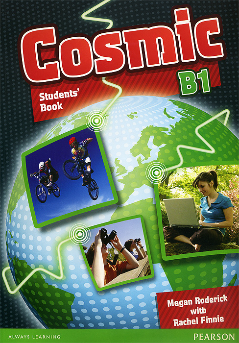 Student Book and Active Book Pack: Cosmic: Level B1 (+ CD-ROM)