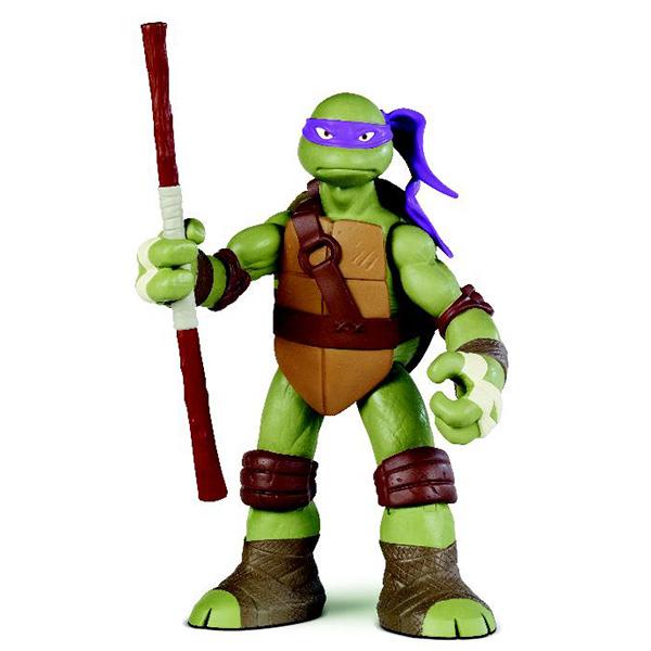Фигурка Turtles Донателло, 28 см игровые фигурки turtles nickelodeon фигурка черепашки ниндзя донателло 28 см