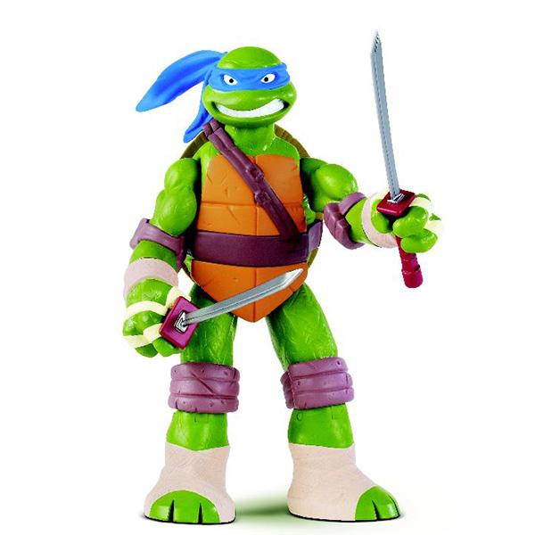 """Фото Фигурка Turtles """"Леонардо"""", 28 см. Покупайте с доставкой по России"""