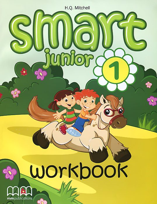 Smart Junior 1: Workbook (+ CD) smart junior 1 flashcards