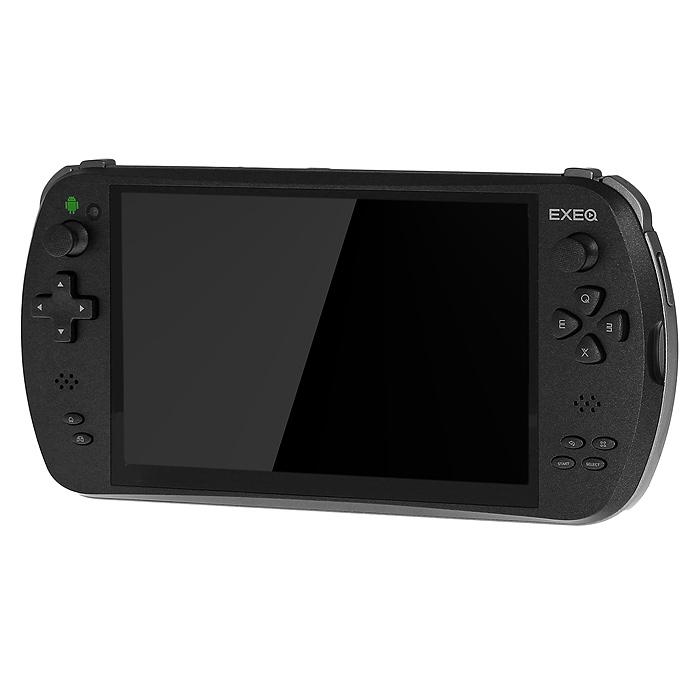 Портативная игровая консоль EXEQ Aim (черная)