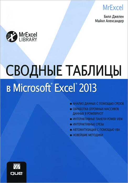 Сводные таблицы в Microsoft Excel 2013