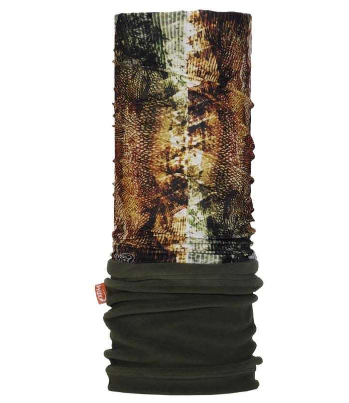 Бандана многофункциональная WdX PolarWind, цвет: Fishing (2274). Размер универсальный25380773Многофункциональный головной убор WdX PolarWind - это очень современный предмет одежды, защитит вас от самого лютого мороза благодаря комбинации флиса и микрофибры. Его можно использовать как: шарф, шейный платок, бандану, повязку, ленту для волос, балаклаву, шапку. Подходит для занятий бегом, походов, скалолазания, езды на велосипеде, сноуборда, катания на лыжах, мотоциклах, игры в хоккей, а так же для повседневного использования.Сочетание ткани и флиса Pilhot из микроволокна гарантируют дополнительные тепло и комфорт, отведение влаги, быстрое высыхание, очень эластичны, принимают практически любую форму. Обладает антибактериальным эффектом.