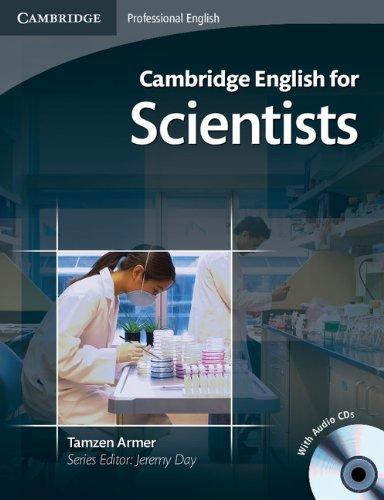 Cambridge English for Scientists Student's Book with Audio CDs b jean naterop rod revell telephoning in english cd rom a communication skills self study course a communication skills self study course pc version