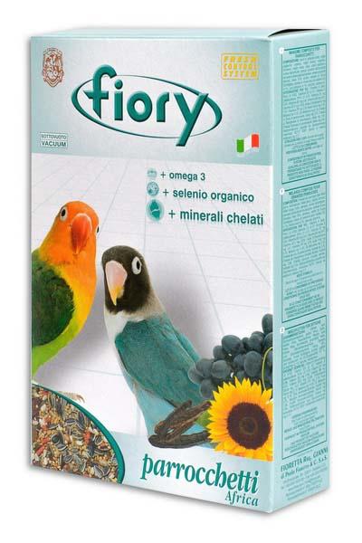 Смесь Fiory Parrocchetti для средних длиннохвостых попугаев, 800 г v p viola parrocchetti повседневные брюки