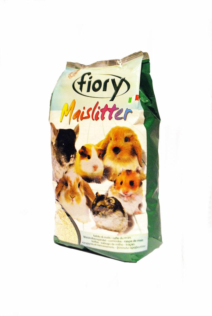 Кукурузный наполнитель для грызунов Fiory Maislitter, натуральный, 5 л06730Кукурузный наполнитель для грызунов Fiory Maislitter, изготовленный из сердцевины кукурузного початка, является идеальной подстилкой для небольших млекопитающих и грызунов. Он создает мягкую, сухую и ароматную (благодаря специальным безвредным добавкам) подстилку для вашего маленького питомца. Наполнитель хорошо устраняет неприятные запахи. Не прилипает к лапкам.Применение: насыпьте на дно клетки слой толщиной 2-3 см и равномерно распределите по всей поверхности.Состав: кукуруза, ароматизатор.Объем 5 л.Товар сертифицирован.