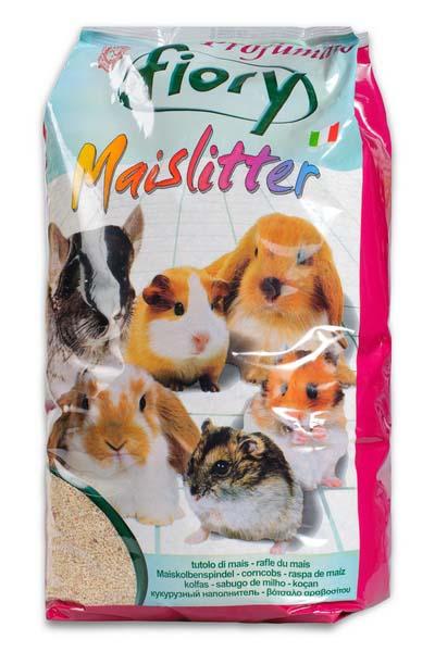 Кукурузный наполнитель для грызунов Fiory Maislitter. Дикие ягоды, 5 л06760Кукурузный наполнитель для грызунов Fiory Maislitter. Дикие ягоды, изготовленный из сердцевины кукурузного початка, является идеальной подстилкой для небольших млекопитающих и грызунов. Он создает мягкую, сухую и ароматную (благодаря специальным безвредным добавкам) подстилку для вашего маленького питомца. Наполнитель хорошо устраняет неприятные запахи. Не прилипает к лапкам.Применение: насыпьте на дно клетки слой толщиной 2-3 см и равномерно распределите по всей поверхности.Состав: кукуруза, ароматизатор.Объем 5 л.Товар сертифицирован.