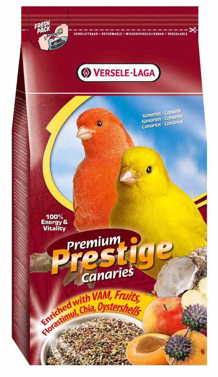 Корм для канареек Versele-Laga Premium Prestige Canaries, 1 кг лакомства дл птиц versele laga prestige палочки дл канареек с йцом и ракушечником 2х30г