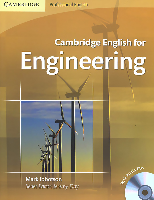 Cambridge English for Engineering: Student's Book (+ CD-ROM) cambridge english empower advanced student s book c1