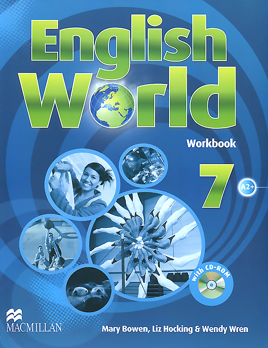 English World: Level 7: Workbook (+ CD-ROM) susan stempleski james r morgan nancy douglas world link 3 developing english fluency cd rom