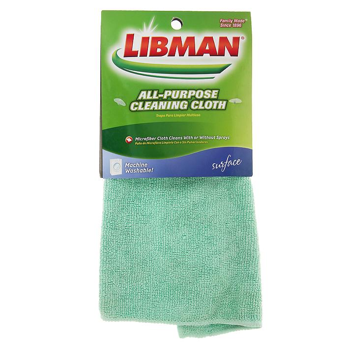 Салфетка универсальная Libman, цвет: зеленый, 30 х 30 см 236236Универсальная салфетка Libman изготовлена из микрофибры зеленого цвета. Подходит для уборки различных поверхностей таких, как мебель, оргтехника, домашняя утварь. Характеристики: Материал: микрофибра. Цвет: зеленый. Размер: 30 см х 30 см. Артикул: 236.