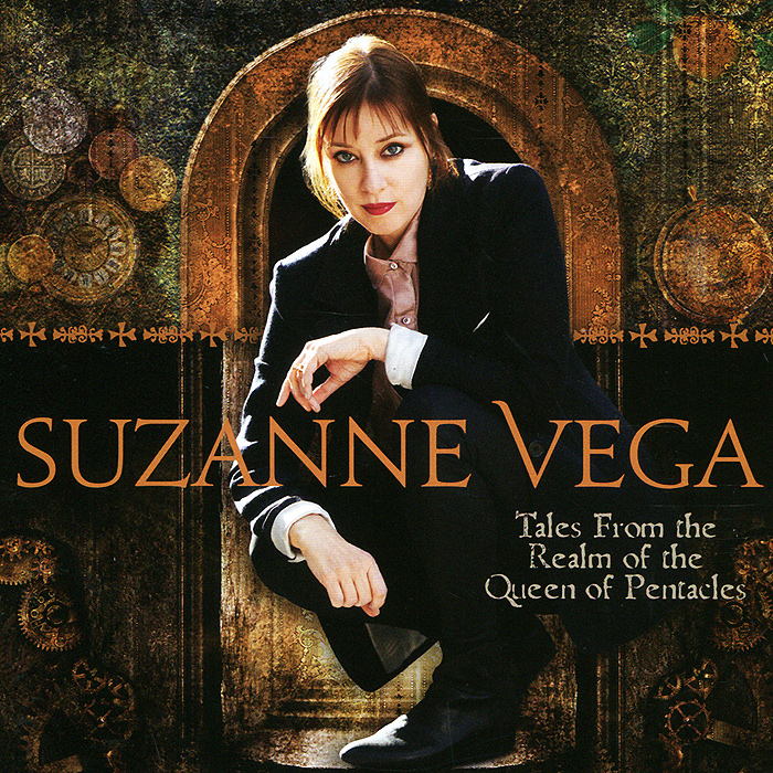 Сьюзанн Вега Suzanne Vega. Tales From The Realm Of The Queen Of Pentacles nataliya vasilyeva the secrets of friendship fairy tales from magic forests isbn 9785448343049