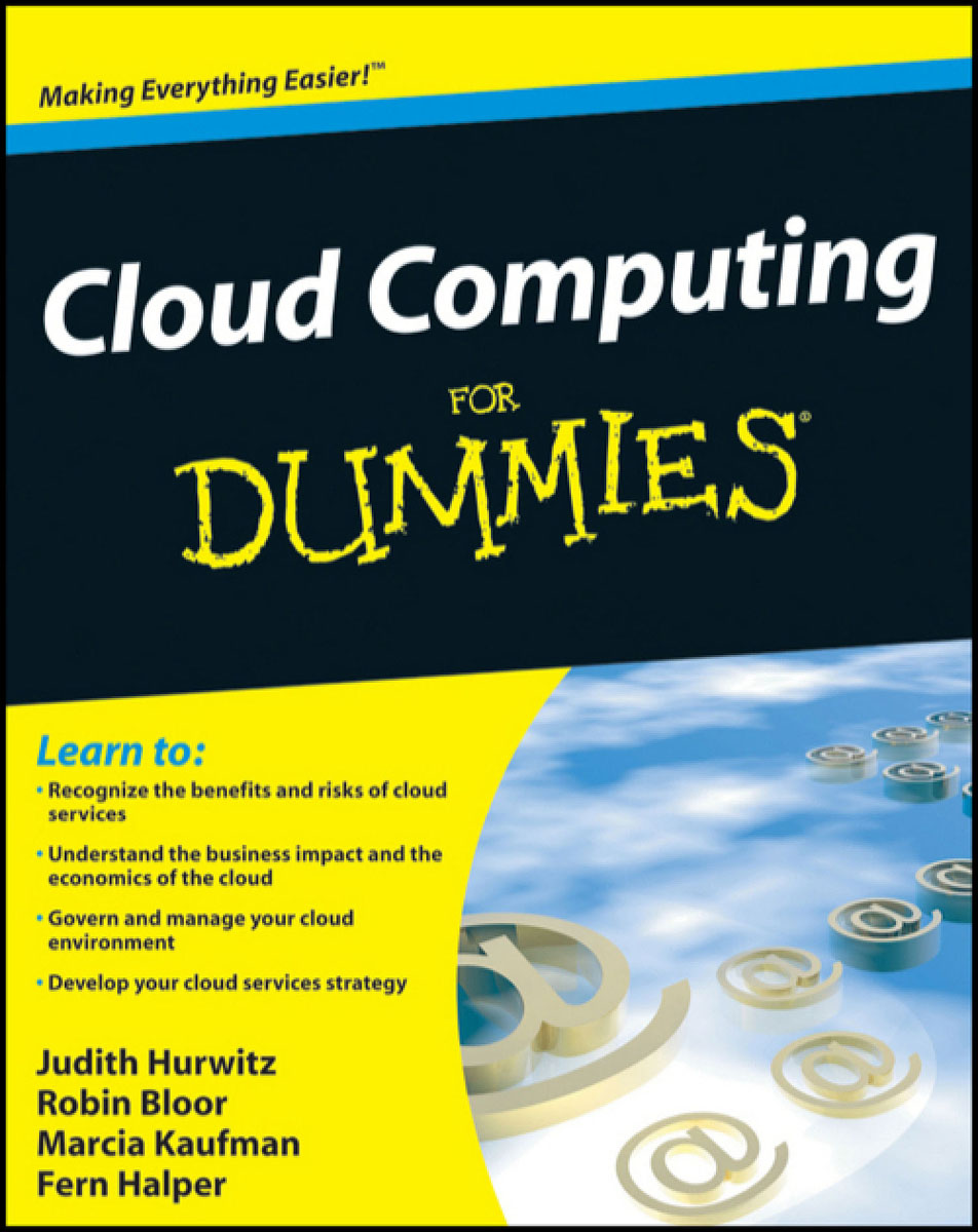 Cloud Computing For Dummies® dwight spivey iphone for seniors for dummies