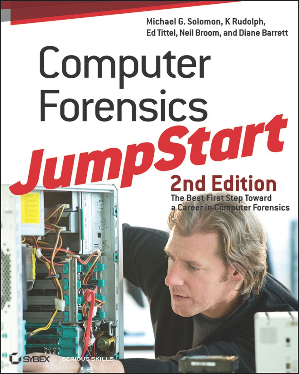 Computer Forensics JumpStart шипунова а информатика уч справ пос