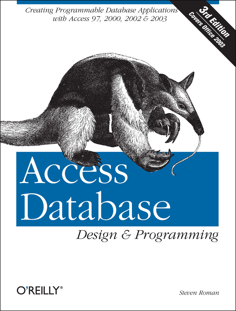 Access Database Design & Programming 3e database application programming with linux