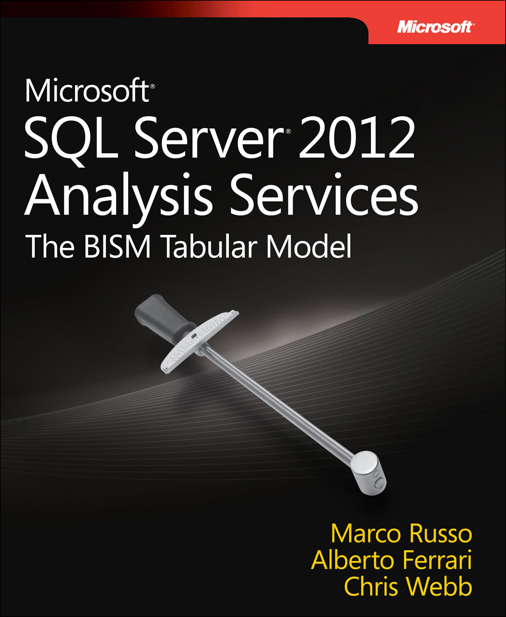 Microsoft SQL Server 2012 Analysis Services: The BISM Tabular Model oracie sql