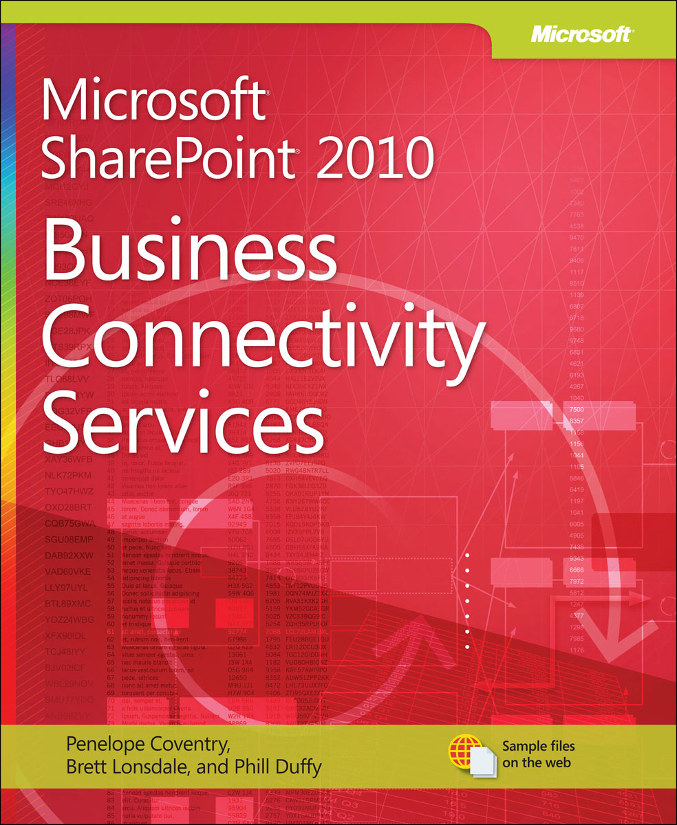 Microsoft SharePoint 2010: Business Connectivity Services callahan mastering windows® sharepoint® services 3 0