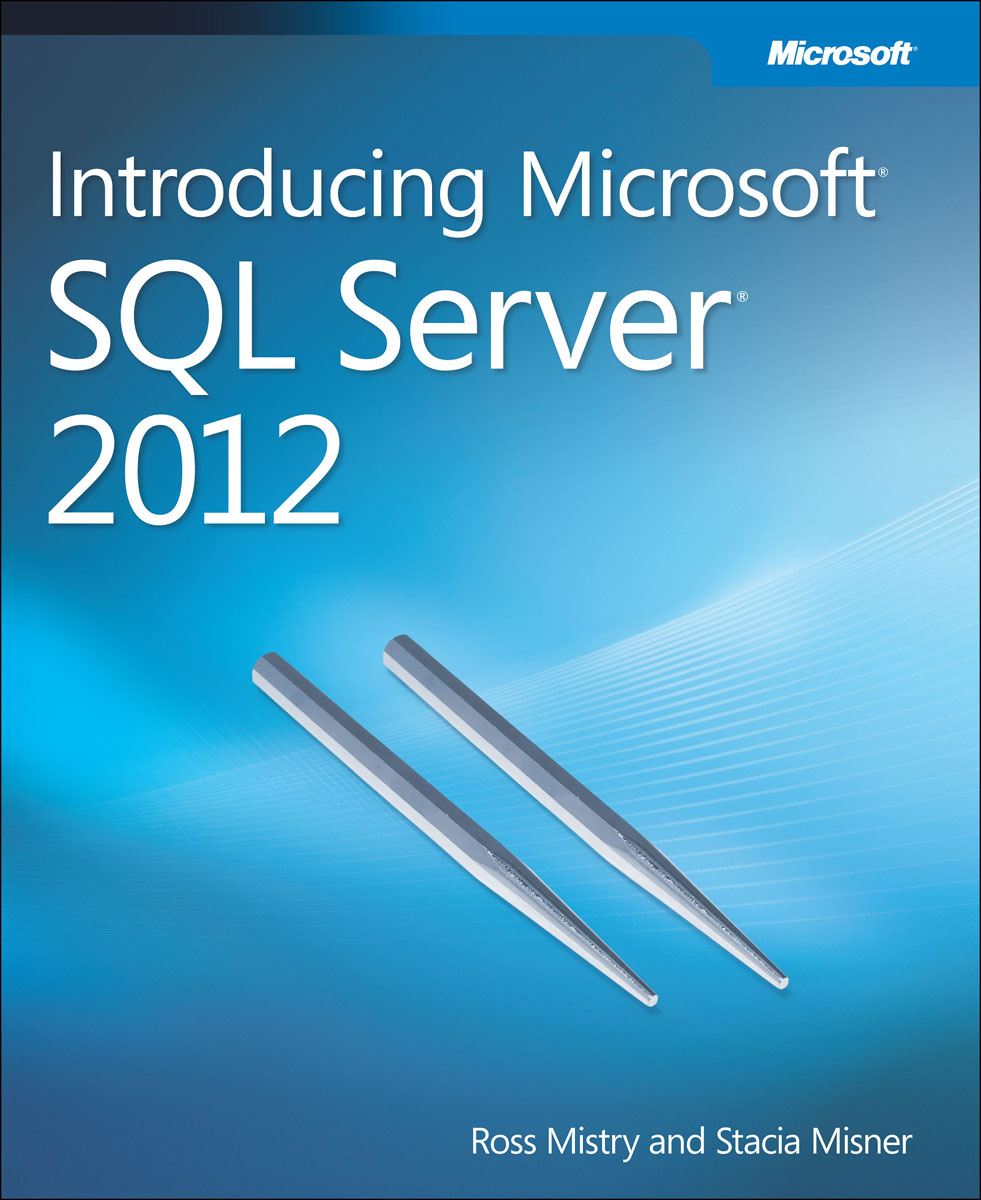 Introducing Microsoft SQL Server 2012 oracie sql