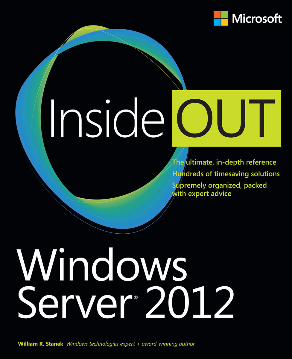 Windows Server 2012 Inside Out inside out