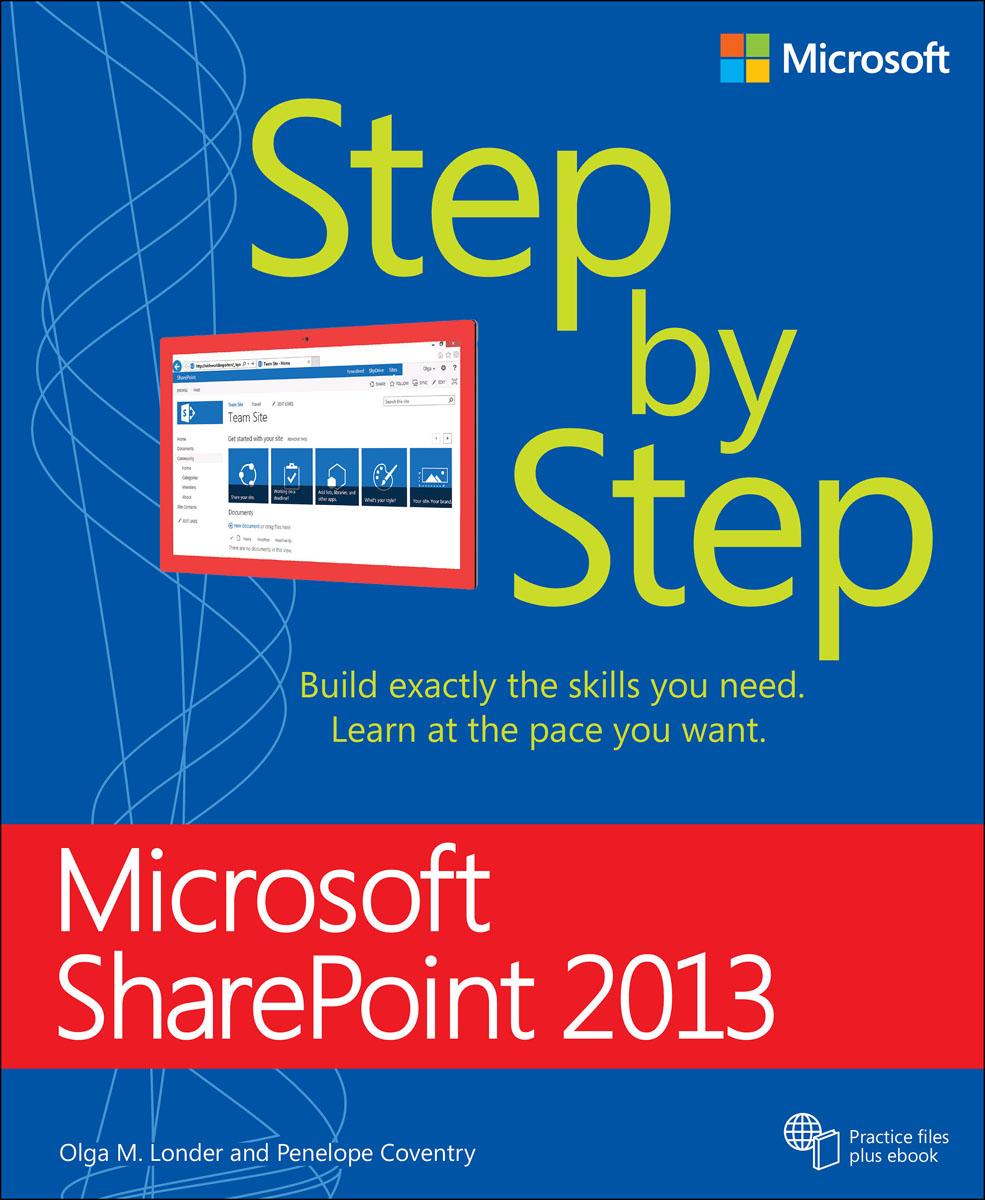 Microsoft SharePoint 2013 Step by Step microsoft sql server 2000 programming step by step